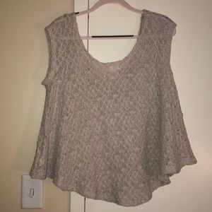 Urban Outfitters Pins and Needles sweater tank
